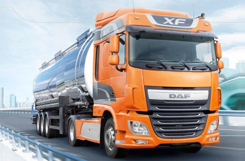 Chip tuning daf